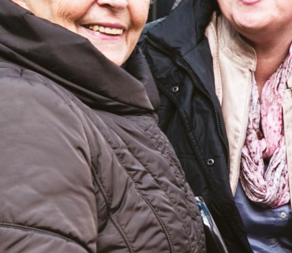 Ulrike Sieben. Senioren Assistenz.